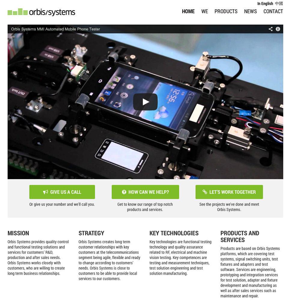 Orbis Systemseb 1