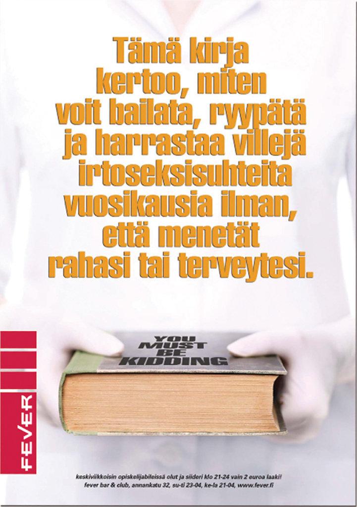 Fever Book